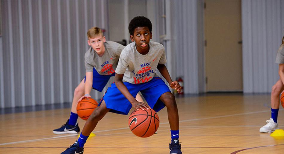 Nike Basketball Camp Sierra Canyon School - Image 1