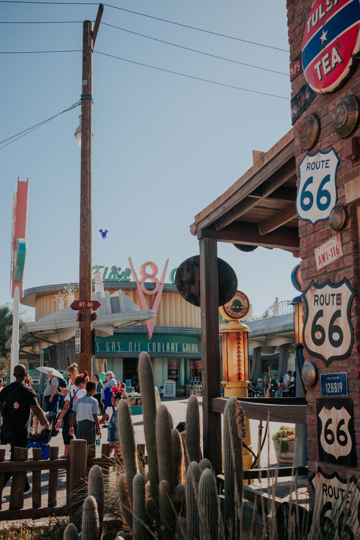 Disney California Adventure Park - One-day ticket - Image 1