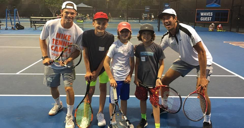 Nike Malibu Tennis Camp - Image 1