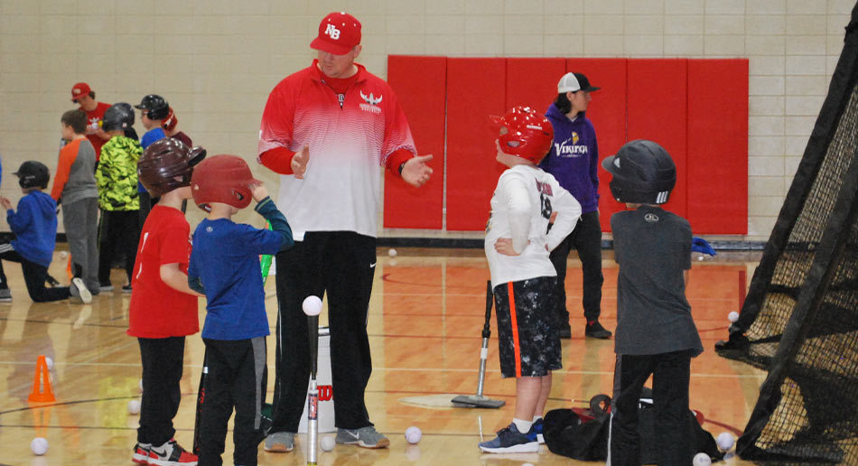 Winter Baseball Camp in Los Angeles - Image 1