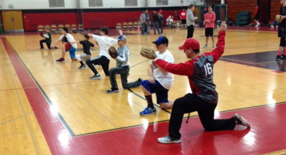 Winter Baseball Camp in Glendale - Image 1