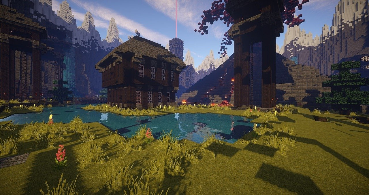 Fall eLive Classes – Minecraft: Sky World - Image 1