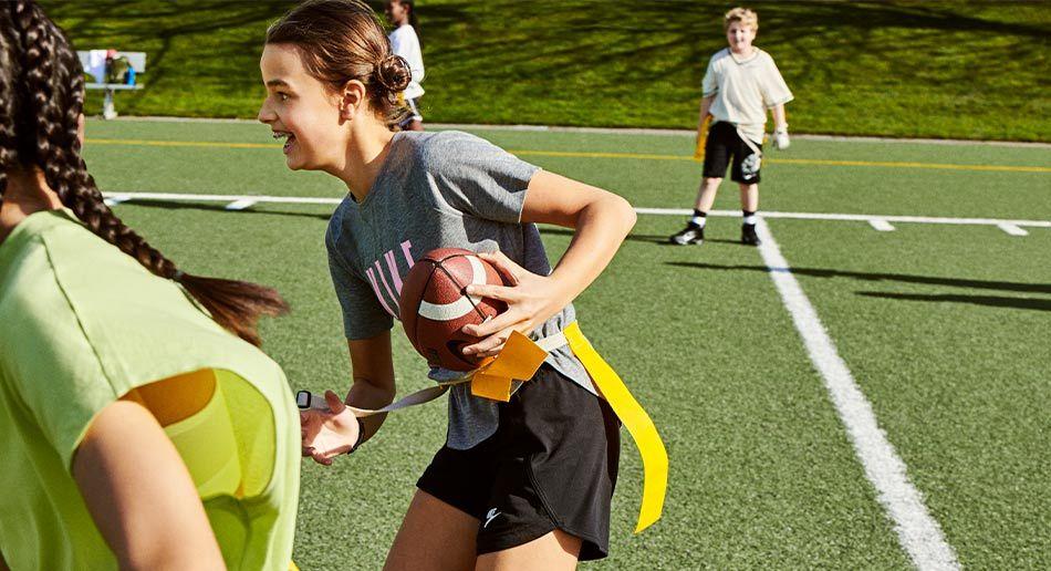 Nike Flag Football Camp Mira Costa High School - Image 1