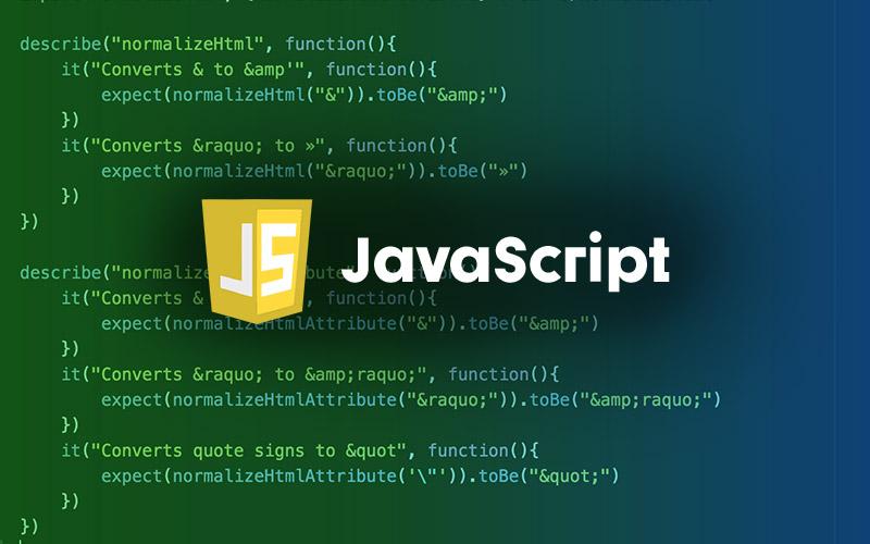 JavaScript Tutoring - 4 classes/month - Image 1