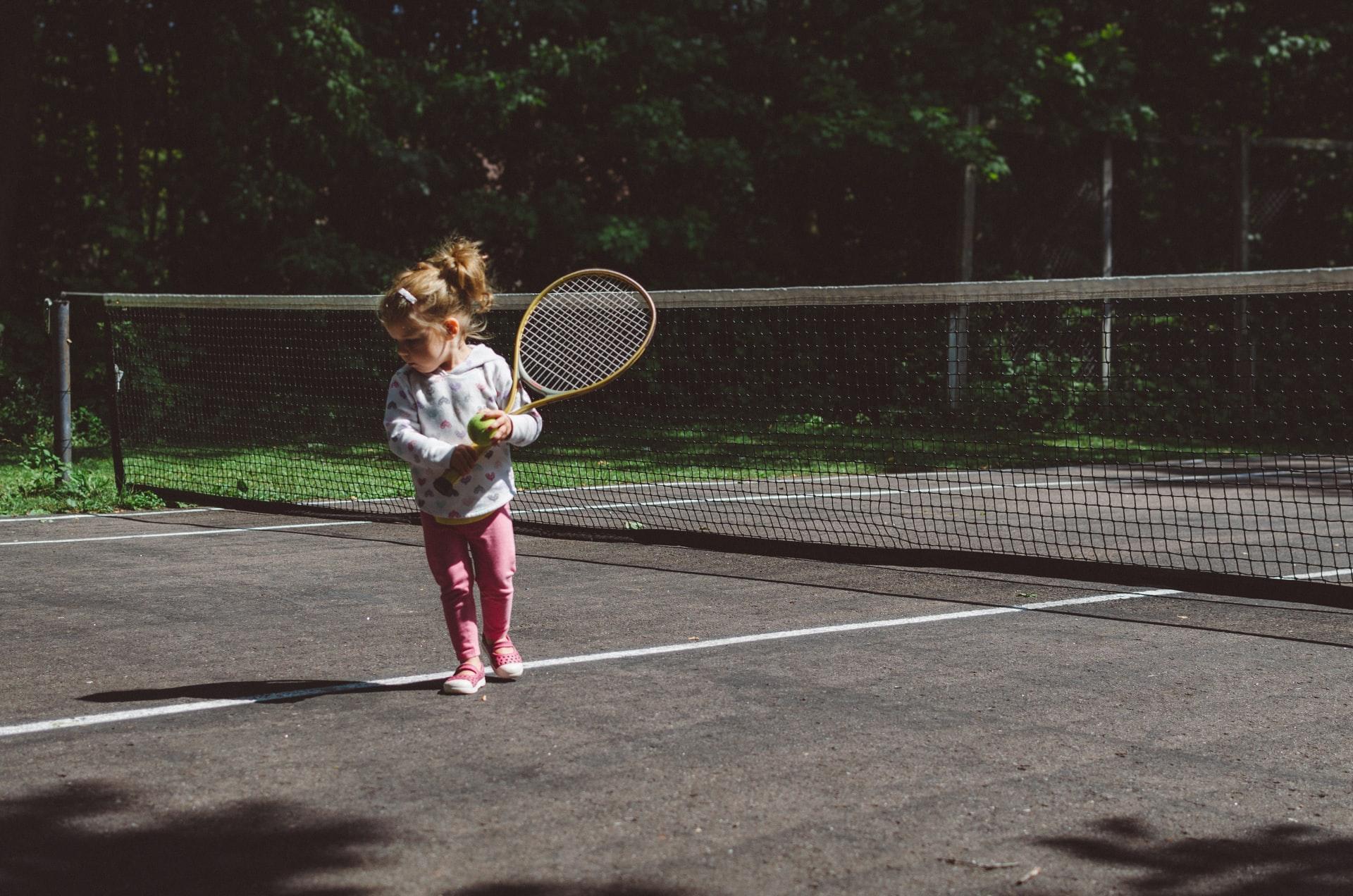 Tennis Camp Full Day - Emeryville - Image 1