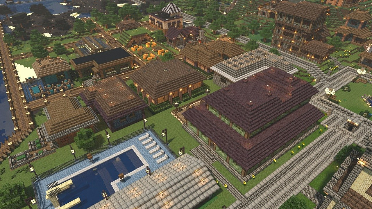 Online Summer Camp – Minecraft: Build a Factory - Image 1