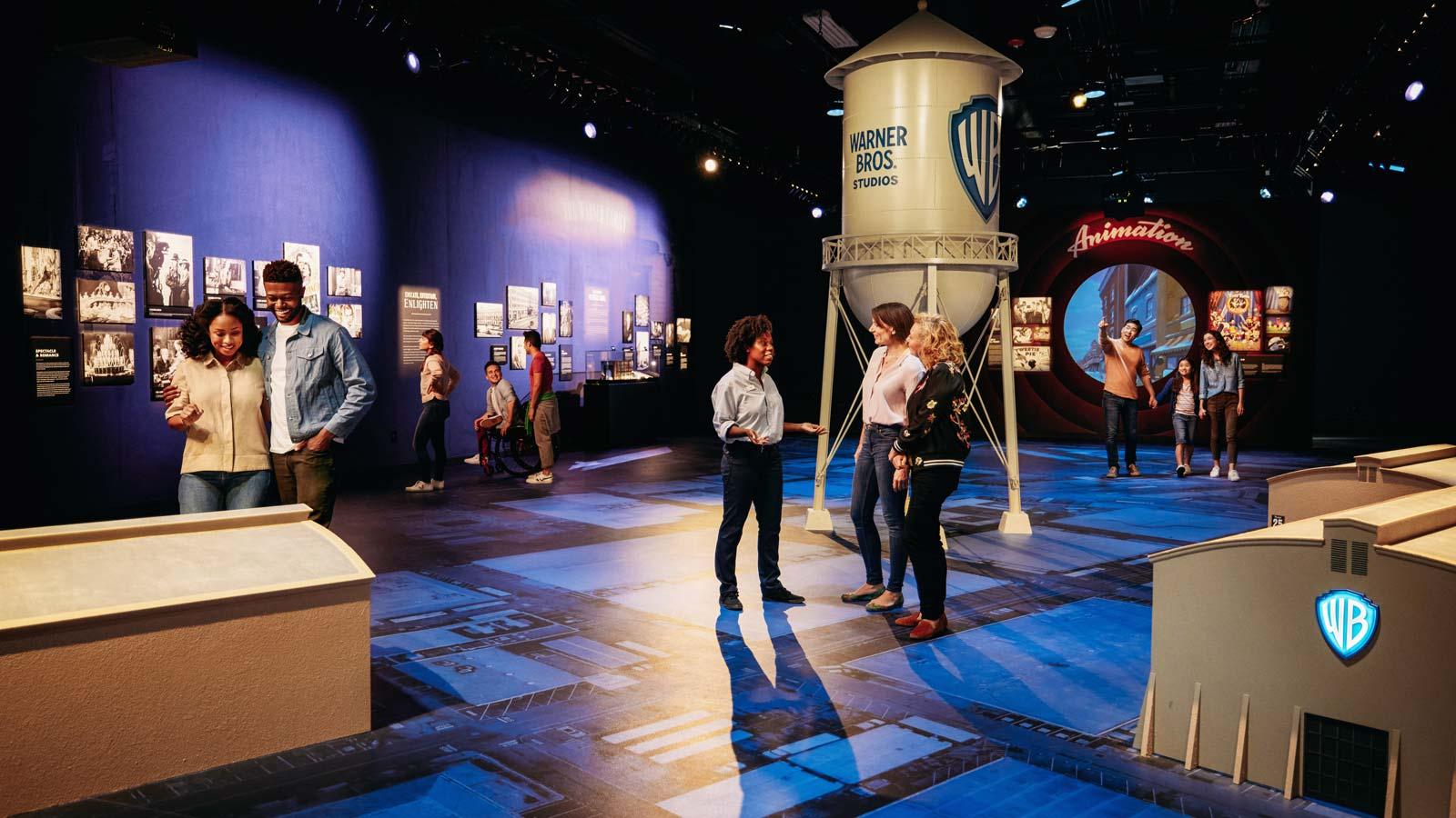 Warner Bros. Studio Tour Hollywood - Image 1