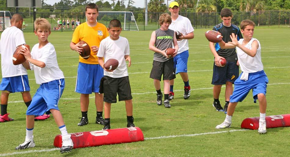 Nike Skills Football Camp Whittier College - Image 1