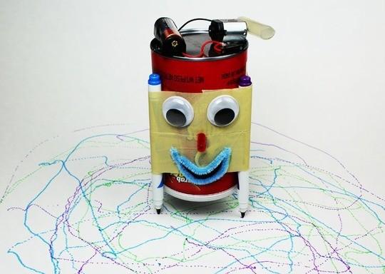 Workshop - Build Your Own ArtBot - Image 1