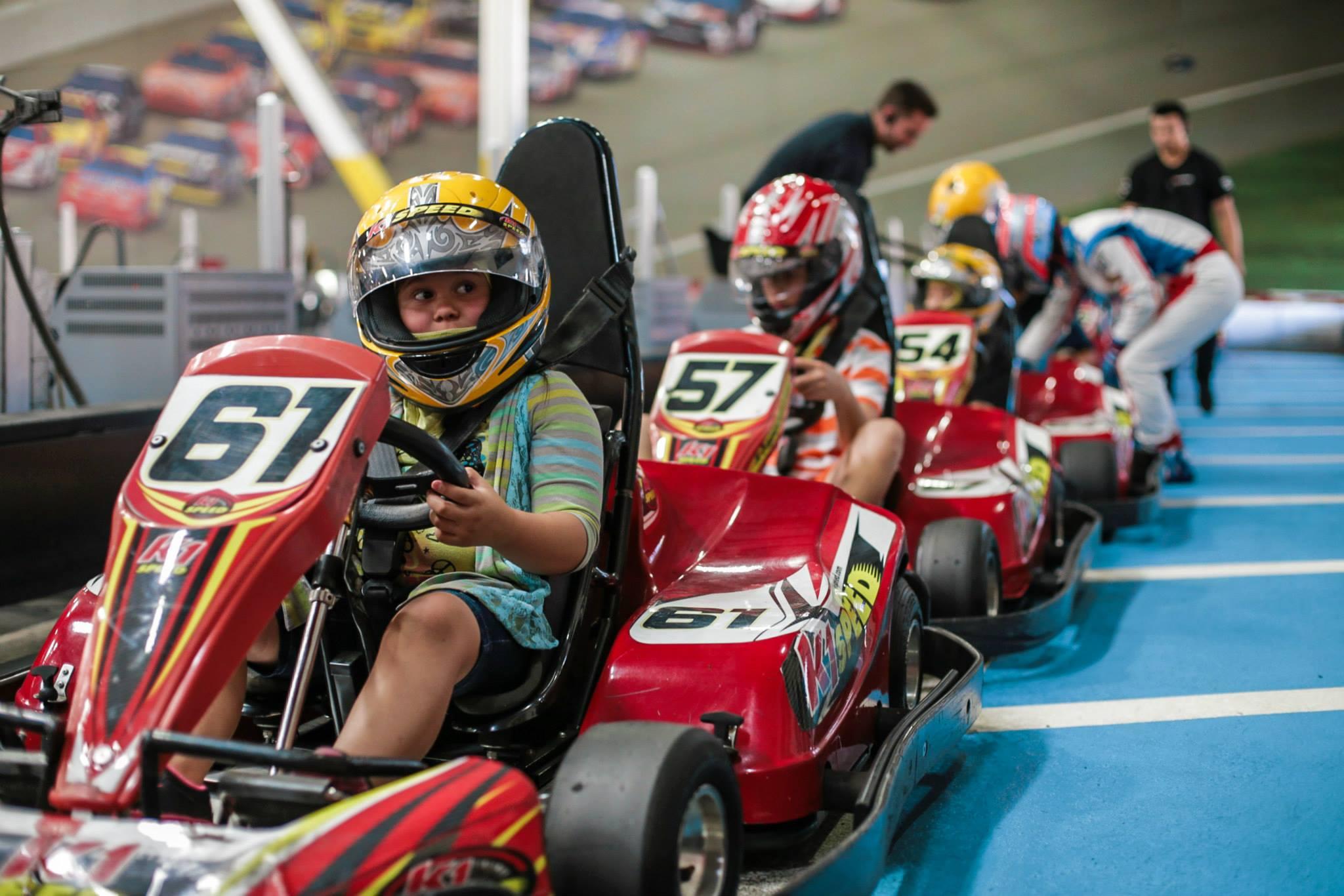Junior Mini Grand Prix Birthday Party - Burbank - Image 1
