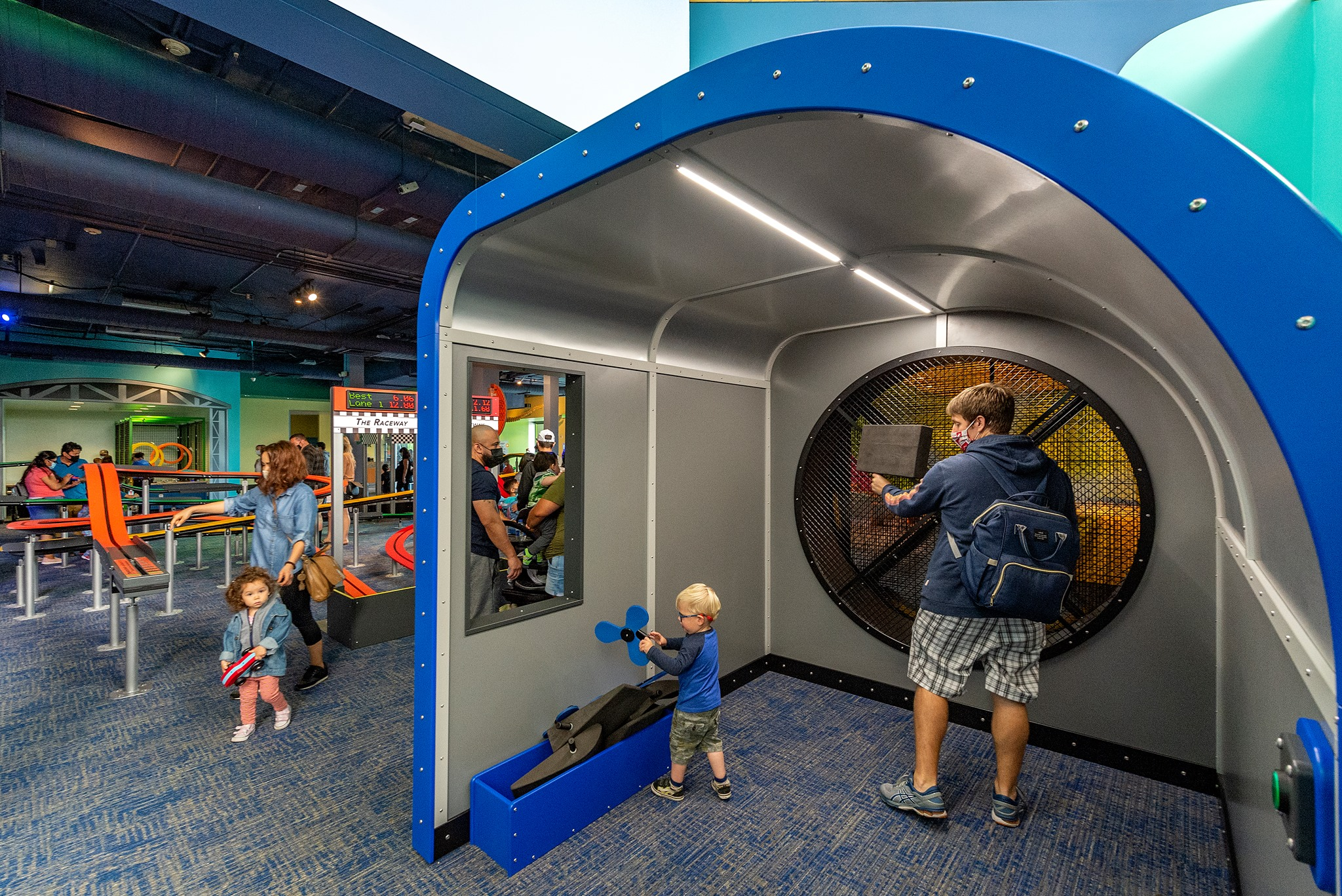 Discovery Cube - Family Membership - Image 1