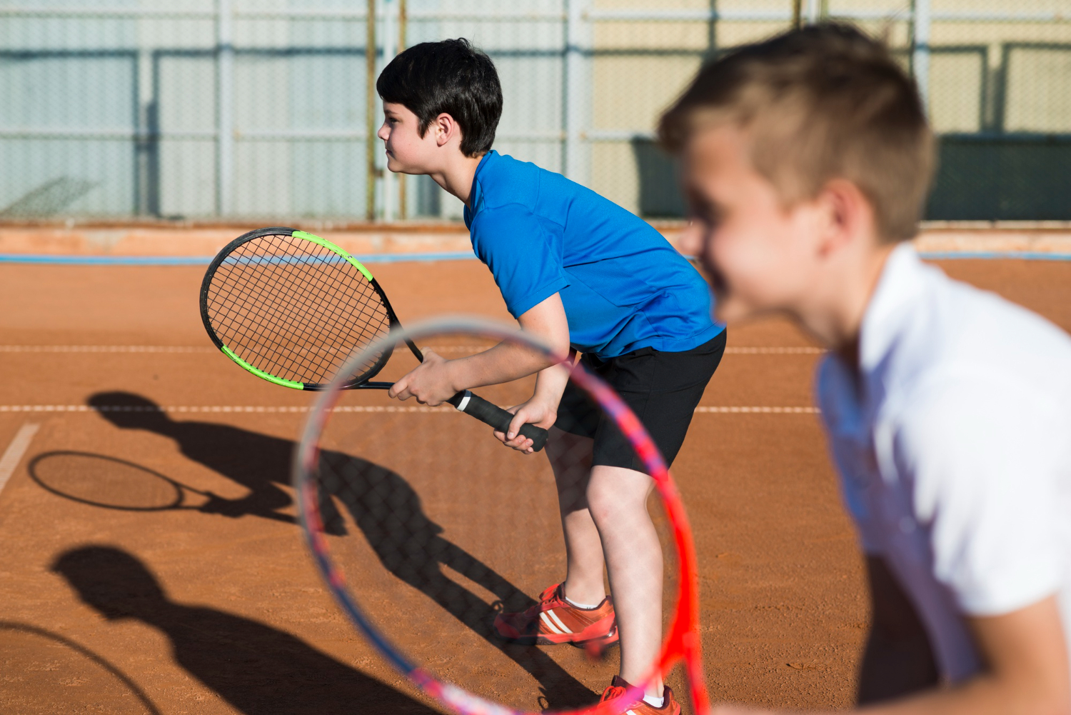 Tennis Camp Full Day - Cupertino - Image 1