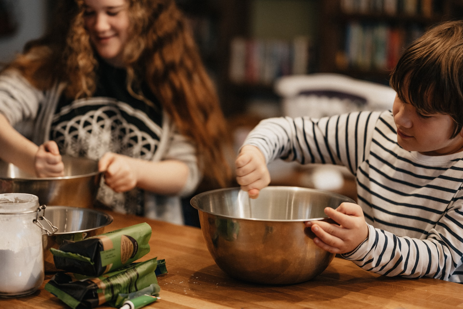 Online Cooking 5-Day Camp - Cooking Science - Image 1