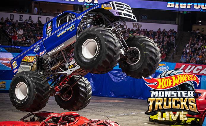 Hot Wheels Monster Trucks Live - Image 1