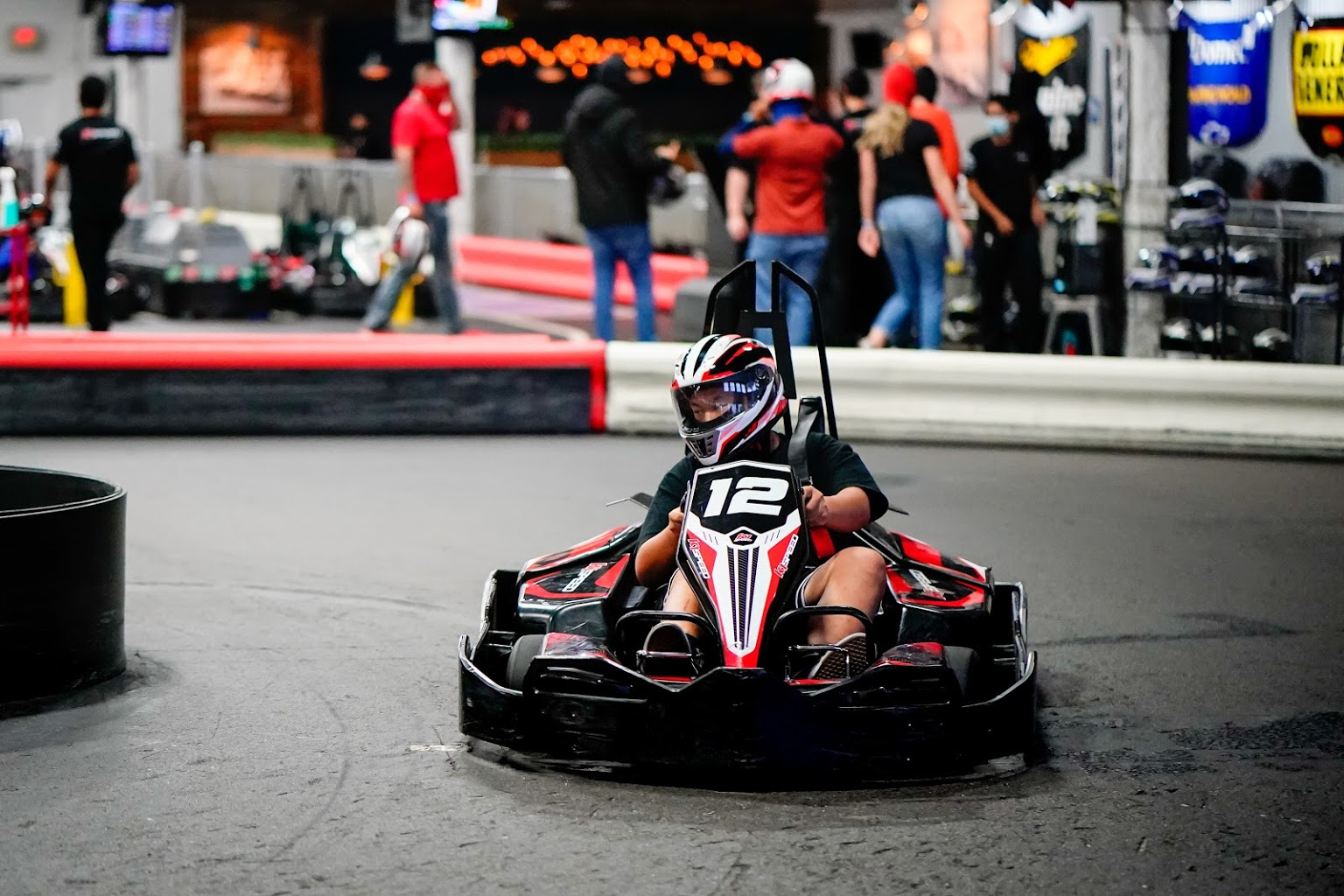 Junior Mini Grand Prix Birthday Party - Anaheim - Image 1
